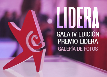 Gala IV Edición Premio Lidera