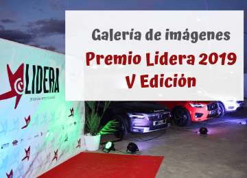 Gala V Edición Premio Lidera