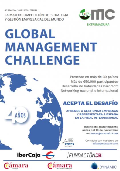 FINAL DE EXTREMADURA - GLOBAL MANAGEMENT CHALLENGE (GMC)